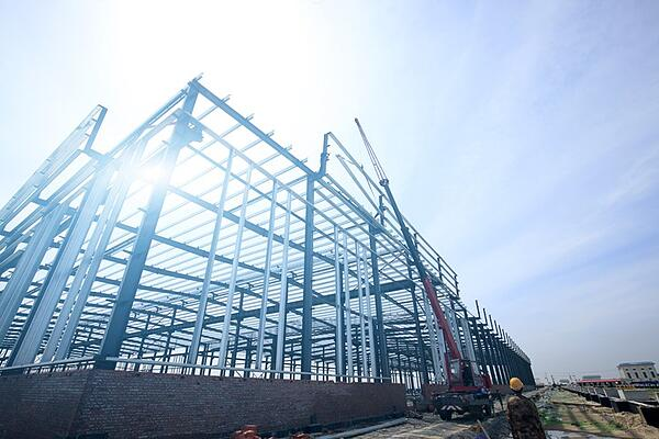 The steel for your pre-engineered building can be recycled and used over and over again