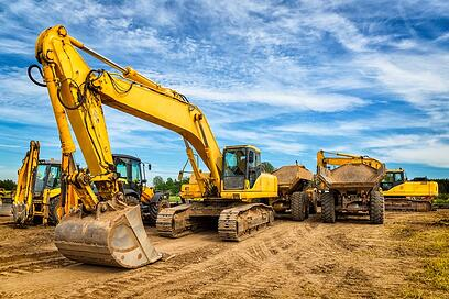 Specialized equipment for commercial construction