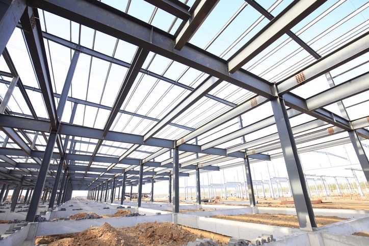 Steel buildings can stand up to the wind