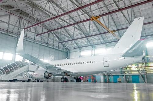 Full Service Construction Metal Aircraft Hangar
