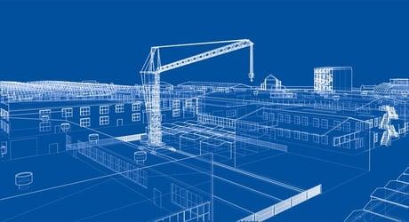 Industrial Metal Building Erection