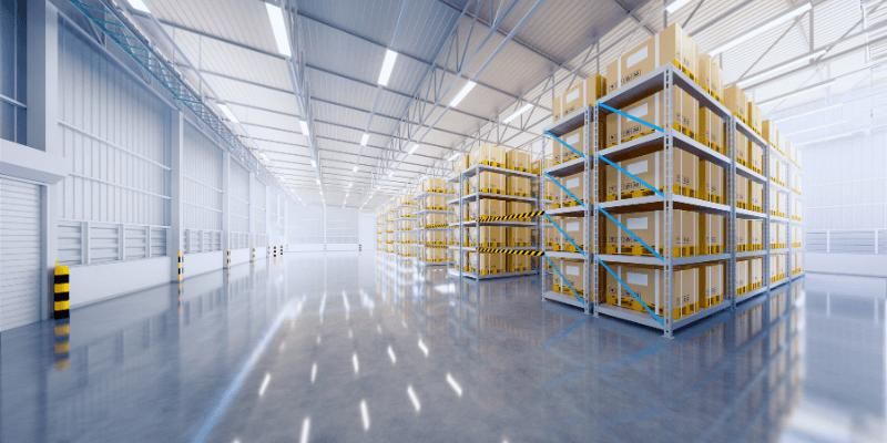 CDMG Metal Buildings Can Help You Build Your Customized Distribution Center