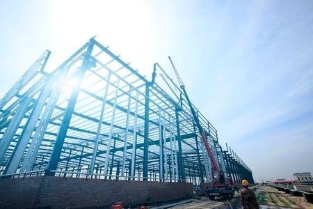 Energy efficient Metal building structure | CDMG
