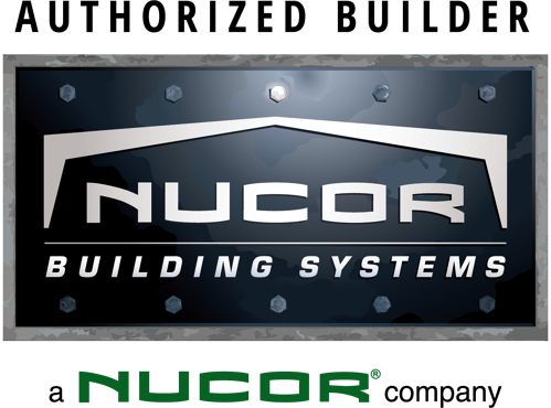 Nucor Authorized Metal Builder for Shipyard Construction