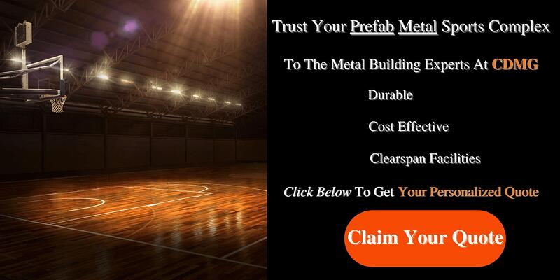 Pre-engineered Steel Buildings Are Ideal For Indoor Basketball Facilities