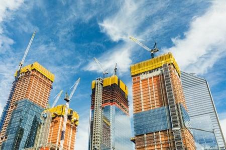 Commercial Steel Building Construction | CDMG