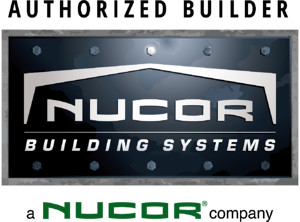 Nucor Authorized Metal Builder for Warehouse and Storage Facilities