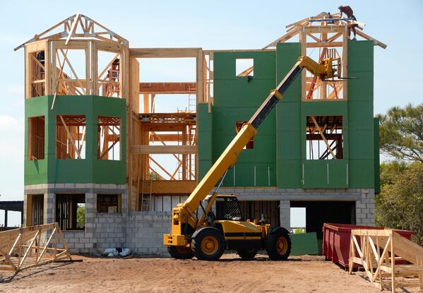 Traditional timber buildings will have their advantages