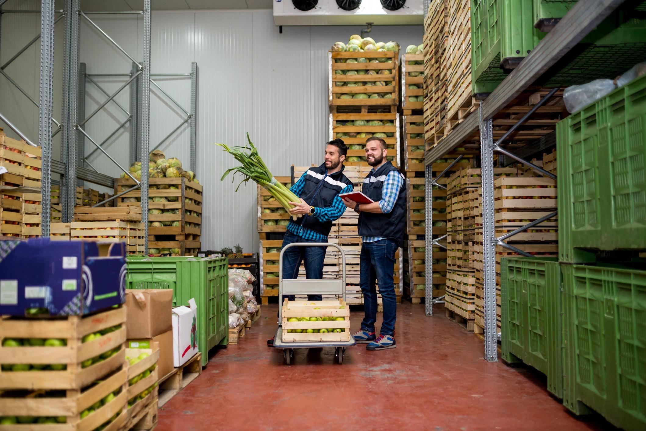 Food Production Facility   CDMG