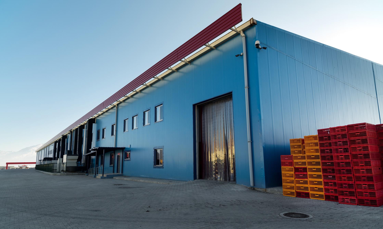 Cold Storage Warehouse Design