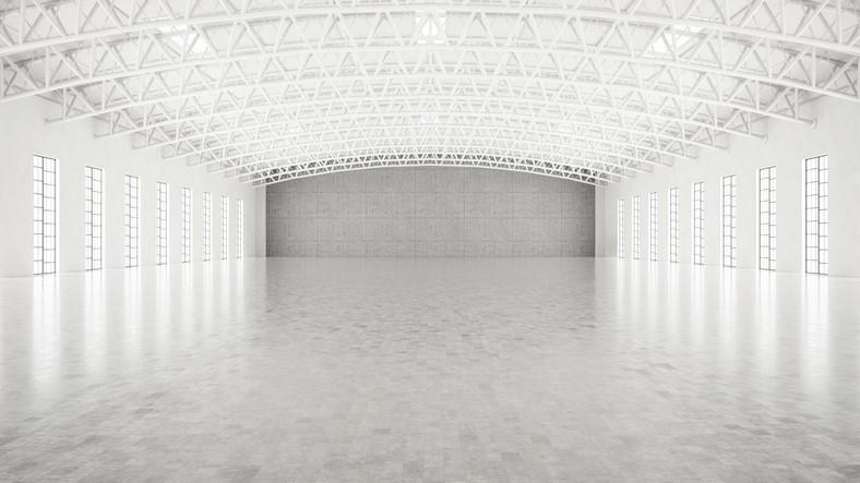 steel building for aircraft hangar