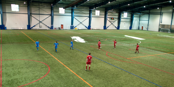 Can a pre-engineered metal building be used for sports complexes?