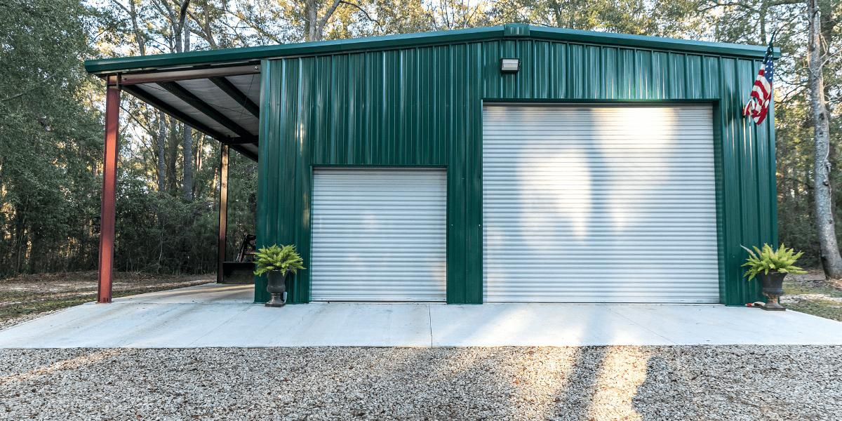 Maintenance is key for any metal building
